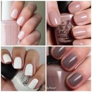 favorite fall nail polish pink