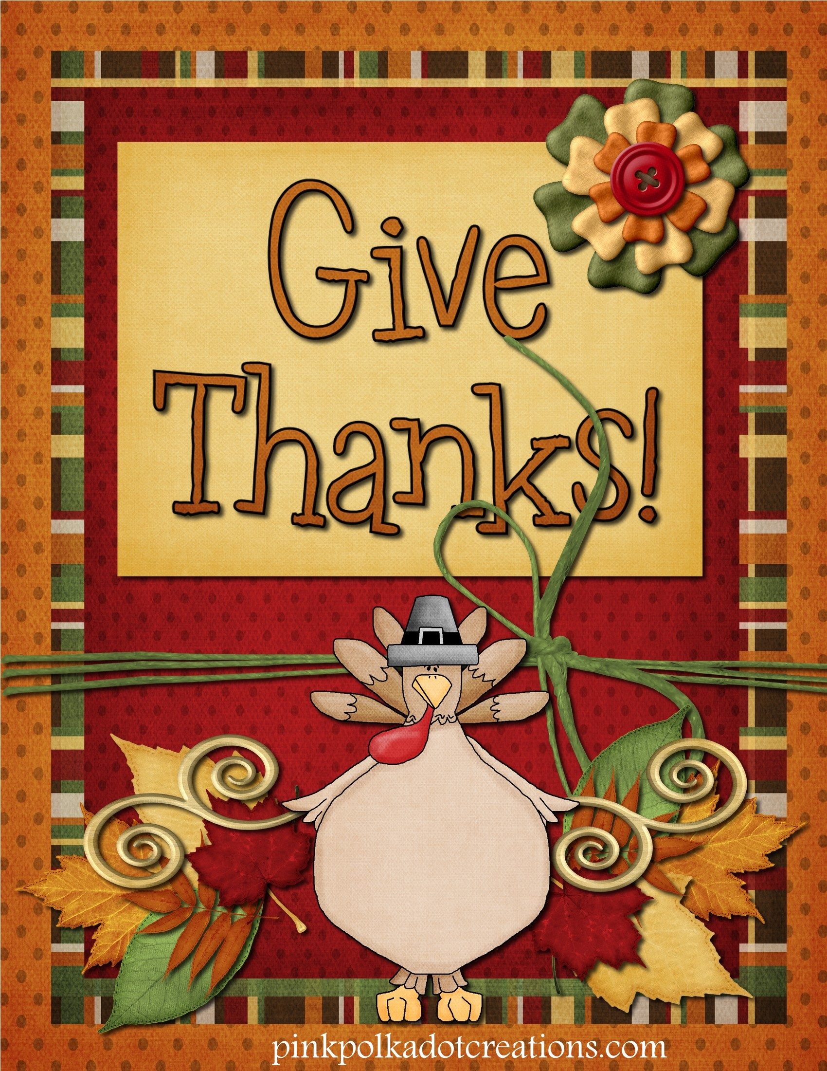 Fun Thanksgiving Printables And Games