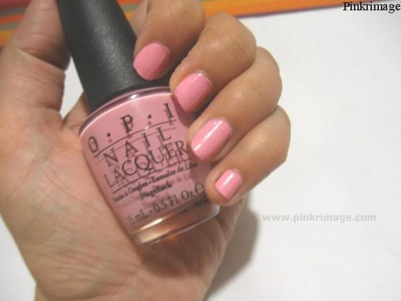 OPI pink friday review