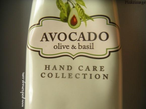 Crabtree & Evelyn avocado hand cream