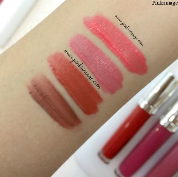 Colorbar matte lip creams
