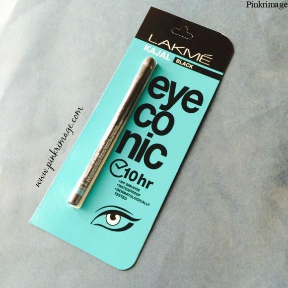 Lakme Eyeconic black