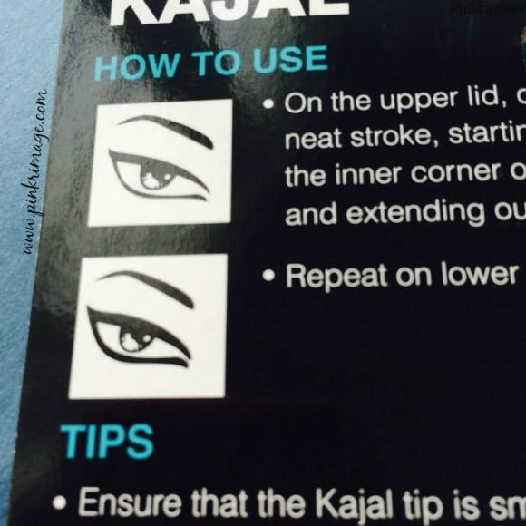 lakme eyeconic kajal black review