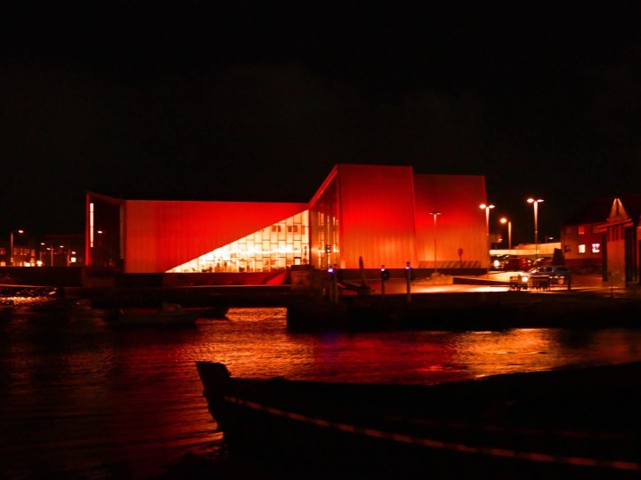 Marvel arts & cinema venue, Shetland