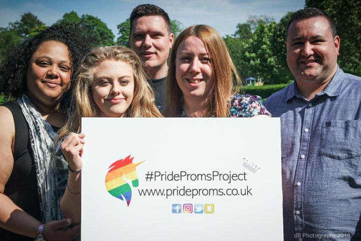 Pride Proms team