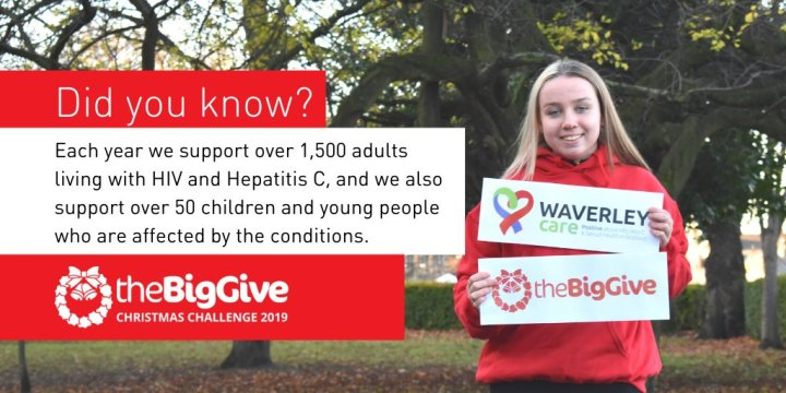 The Big Give Waverley Care