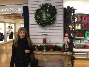 Christmas Wreaths at Brown Thomas, Dublin