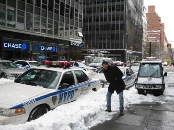 NYC White Christmas