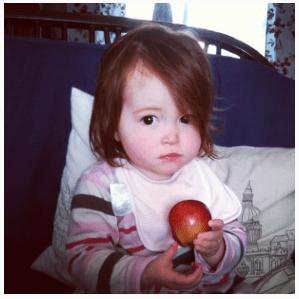 Ava the apple fiend