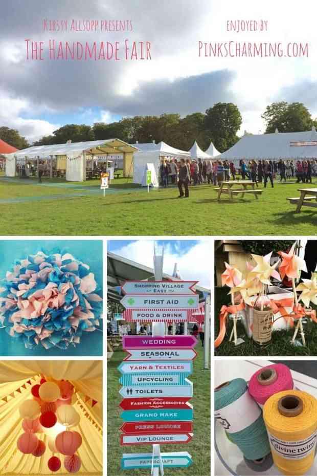 The Handmade Fair Roundup by PinksCharming.com