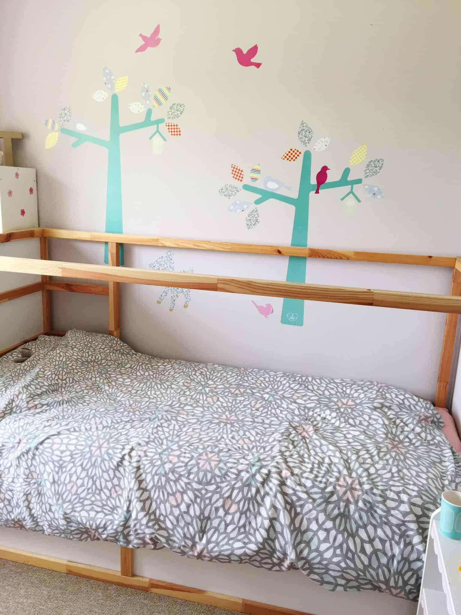 Ideas For Thea S New Ikea Kura Bed Pinkscharming