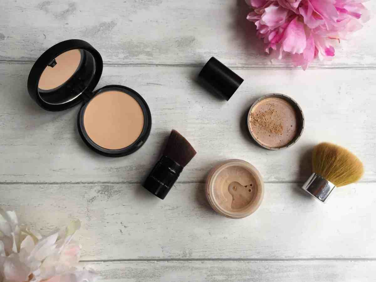 BareMinerals Mineral Foundation Original Vs Bare Pro Performance Wear Foundation
