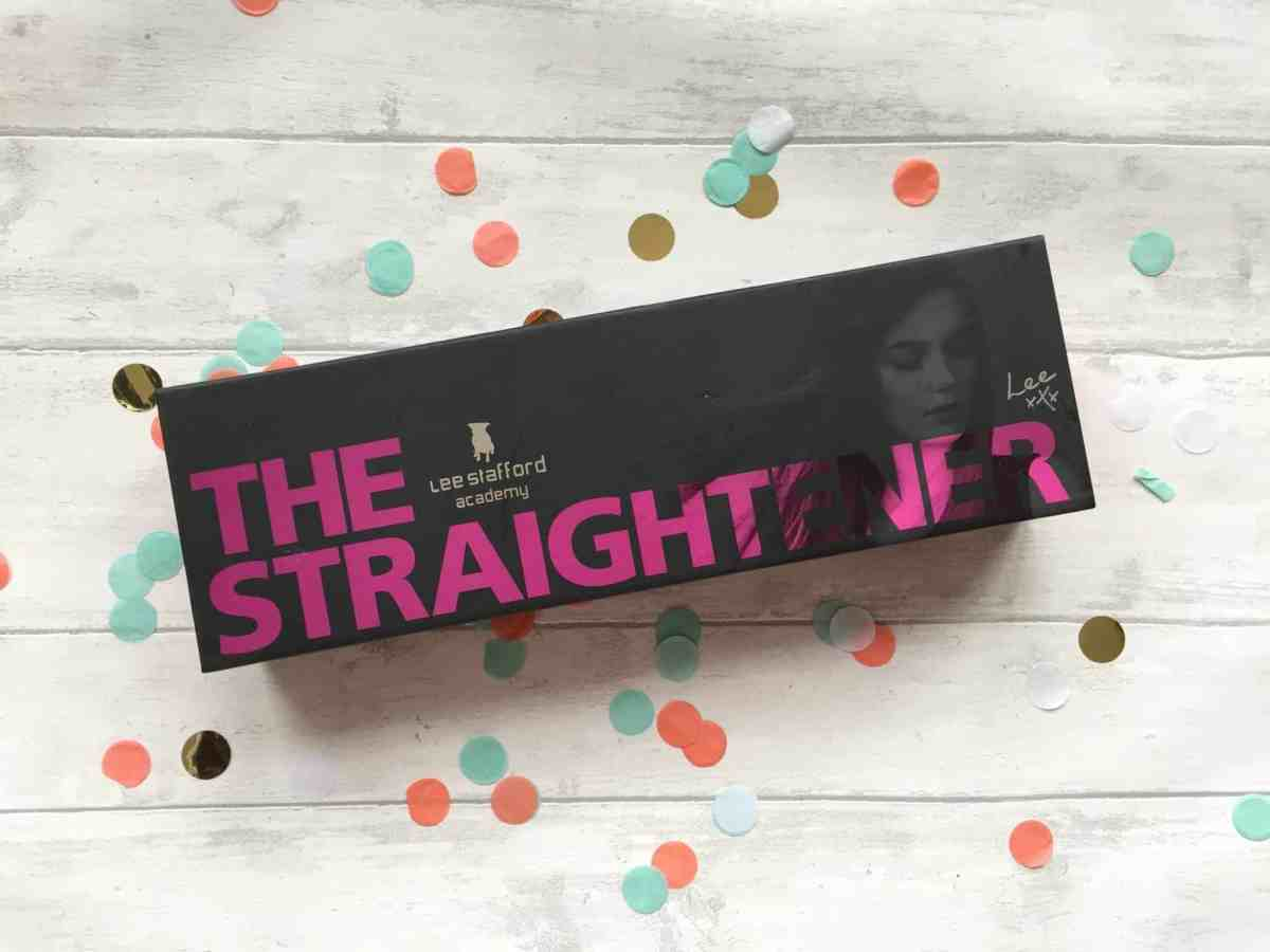 Lee Stafford The Academy Hair Straighteners Review