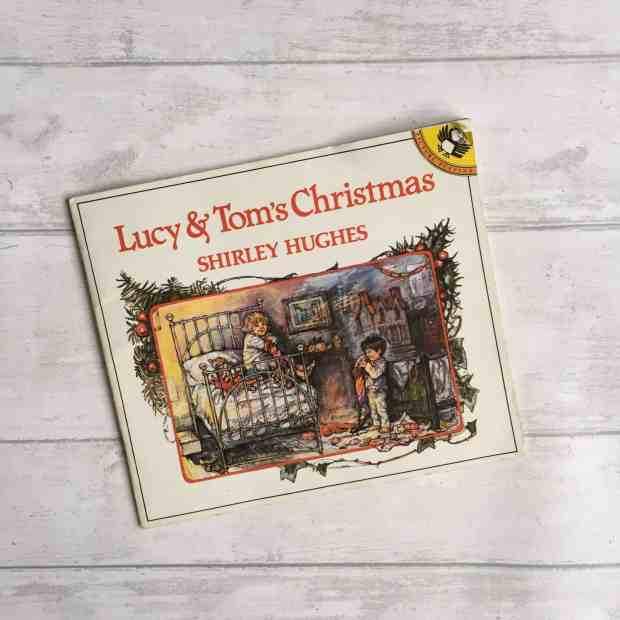 Lucy & Tom's Christmas book for kids