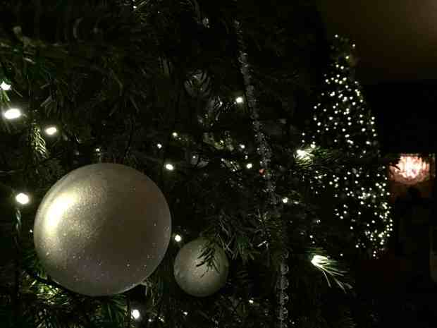 Christmas at Waddesdon Manor