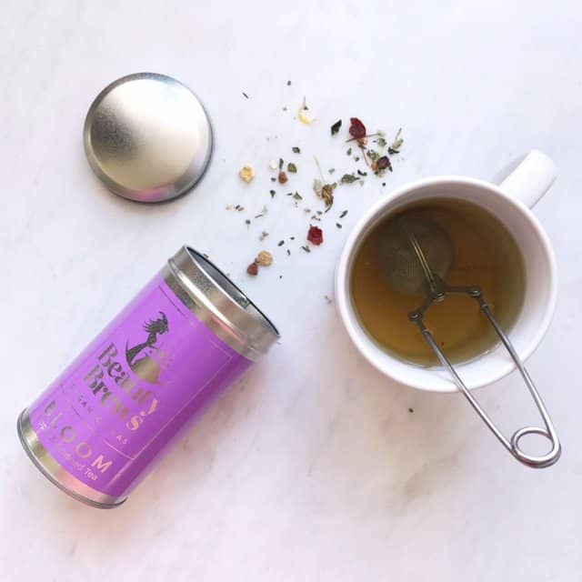 Beauty Brews Organic Tea from the Love Lula Beauty Box