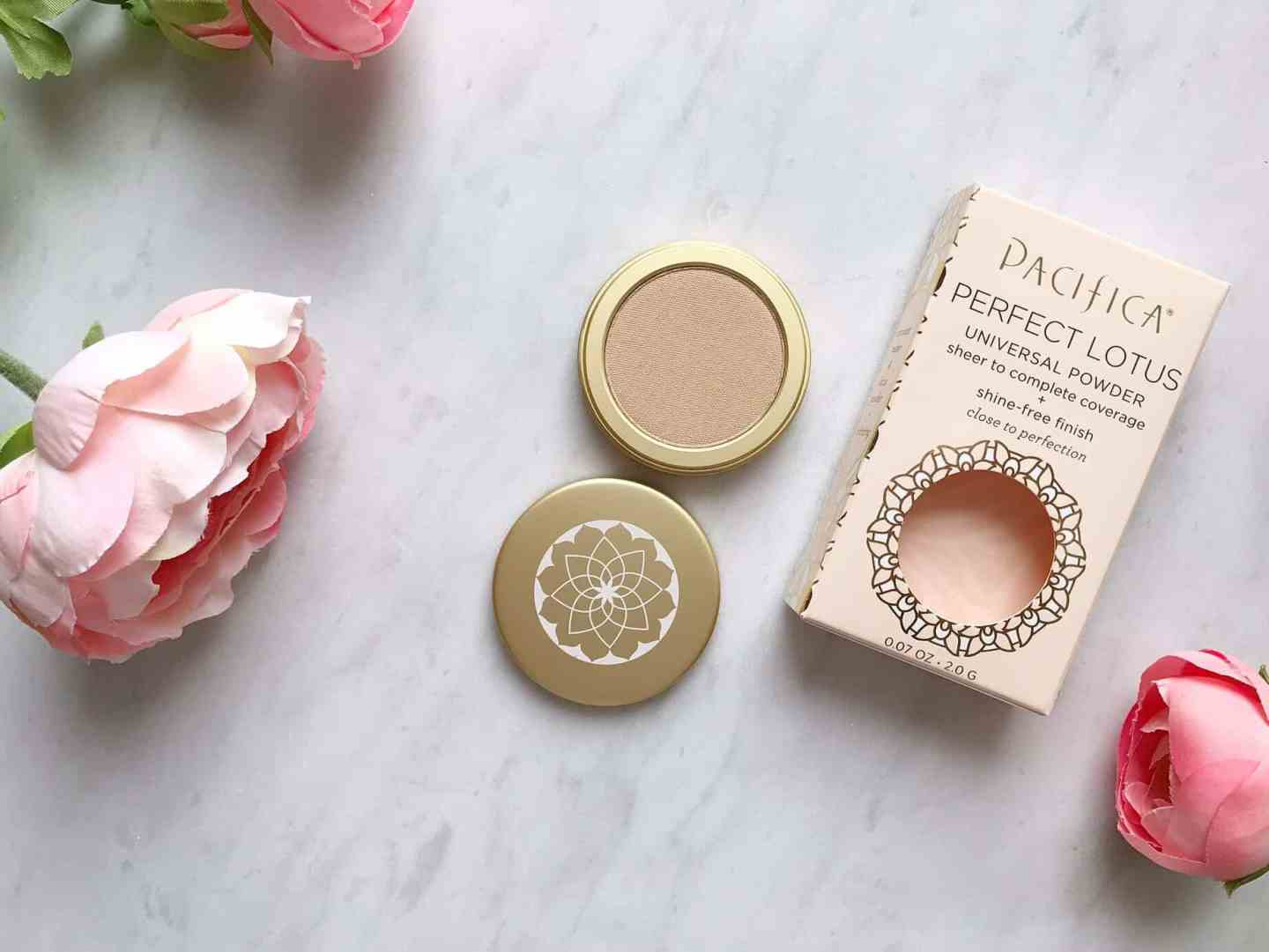 How To Get a Natural Base in Three steps using Pacifica Perfect Lotus Universal Powder