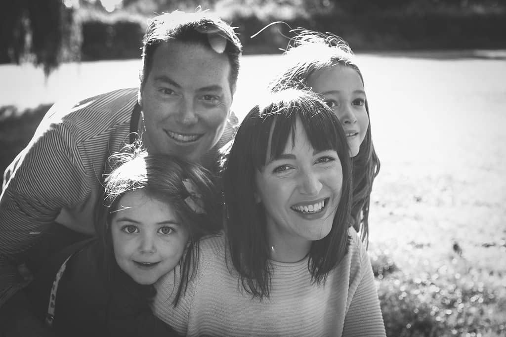 Pink family photos by Vicki Hull