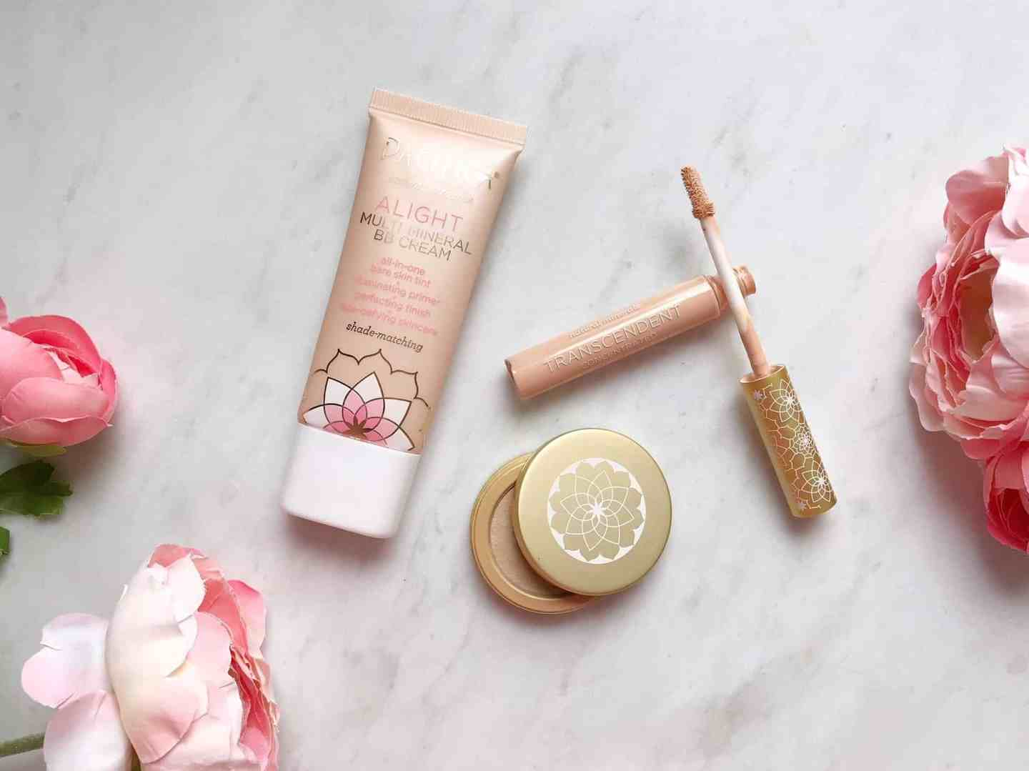 How To Get a Natural Base in Three steps with Pacifica BB cream, Concealer and Powder