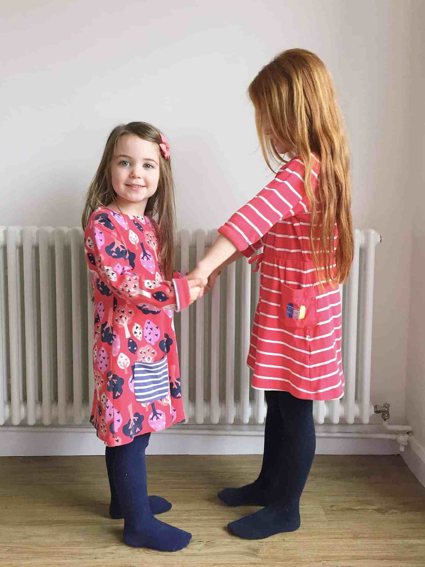 Red Piccalilly ethical kids clothes