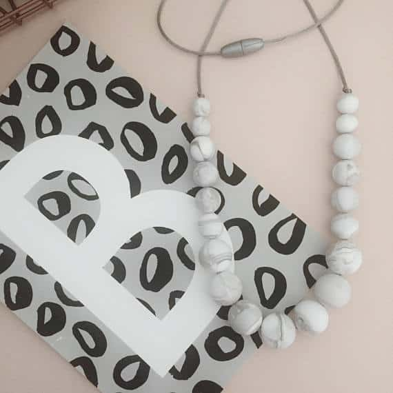 BooChew Teething Necklace