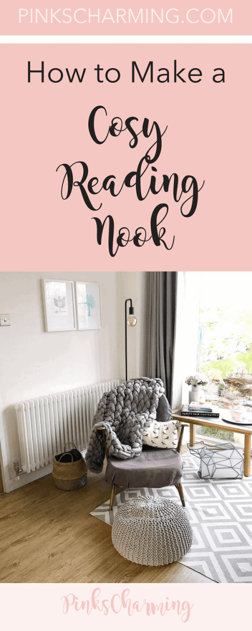 How to Make a Cosy Reading Nook