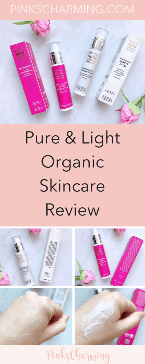 Pure & Light Organic Skincare Review