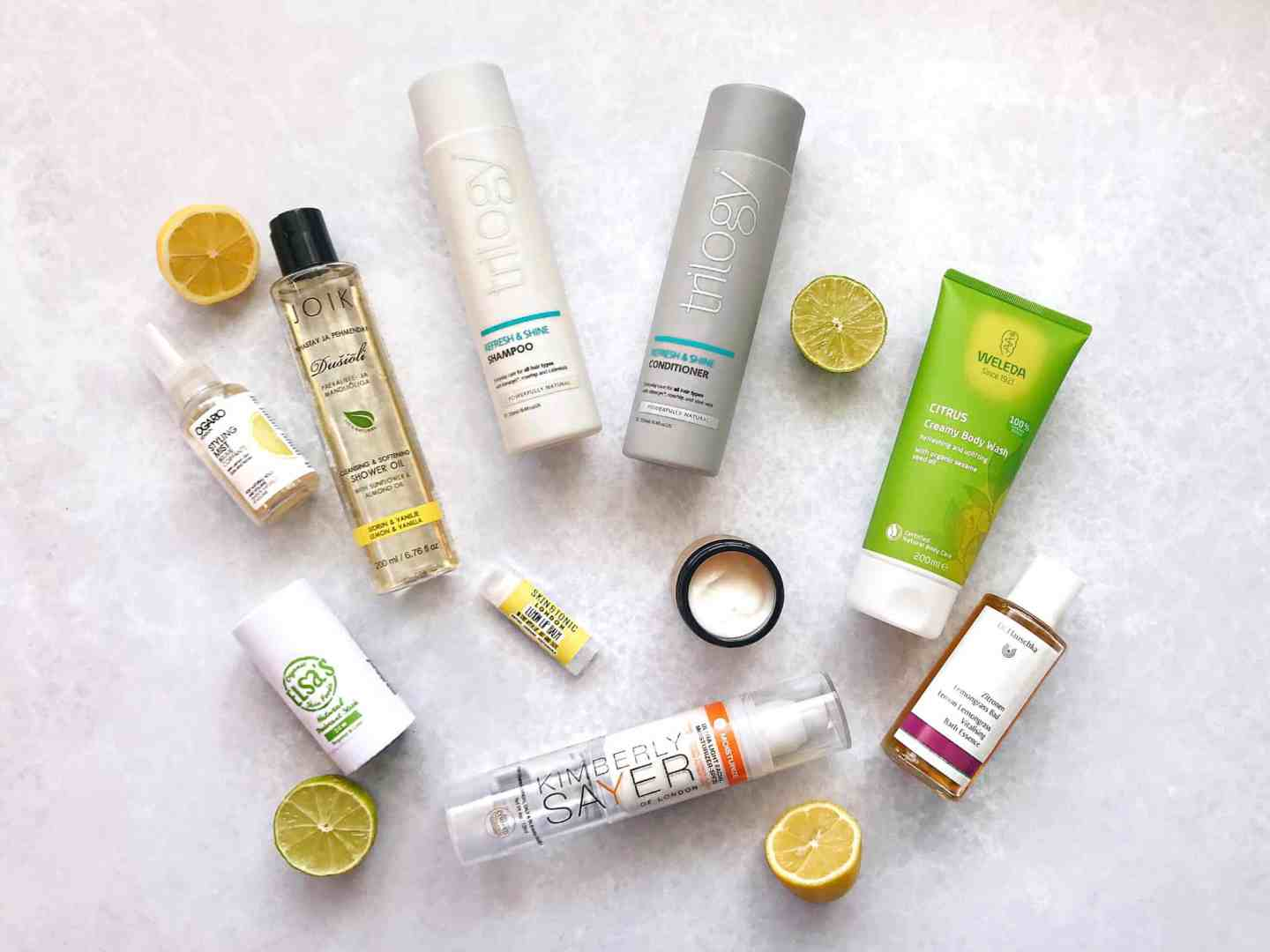 Get a Citrus Zing for Spring with Natural Skincare