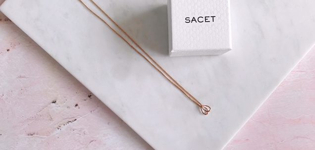 Who Made My Sacet Ethical Necklace?