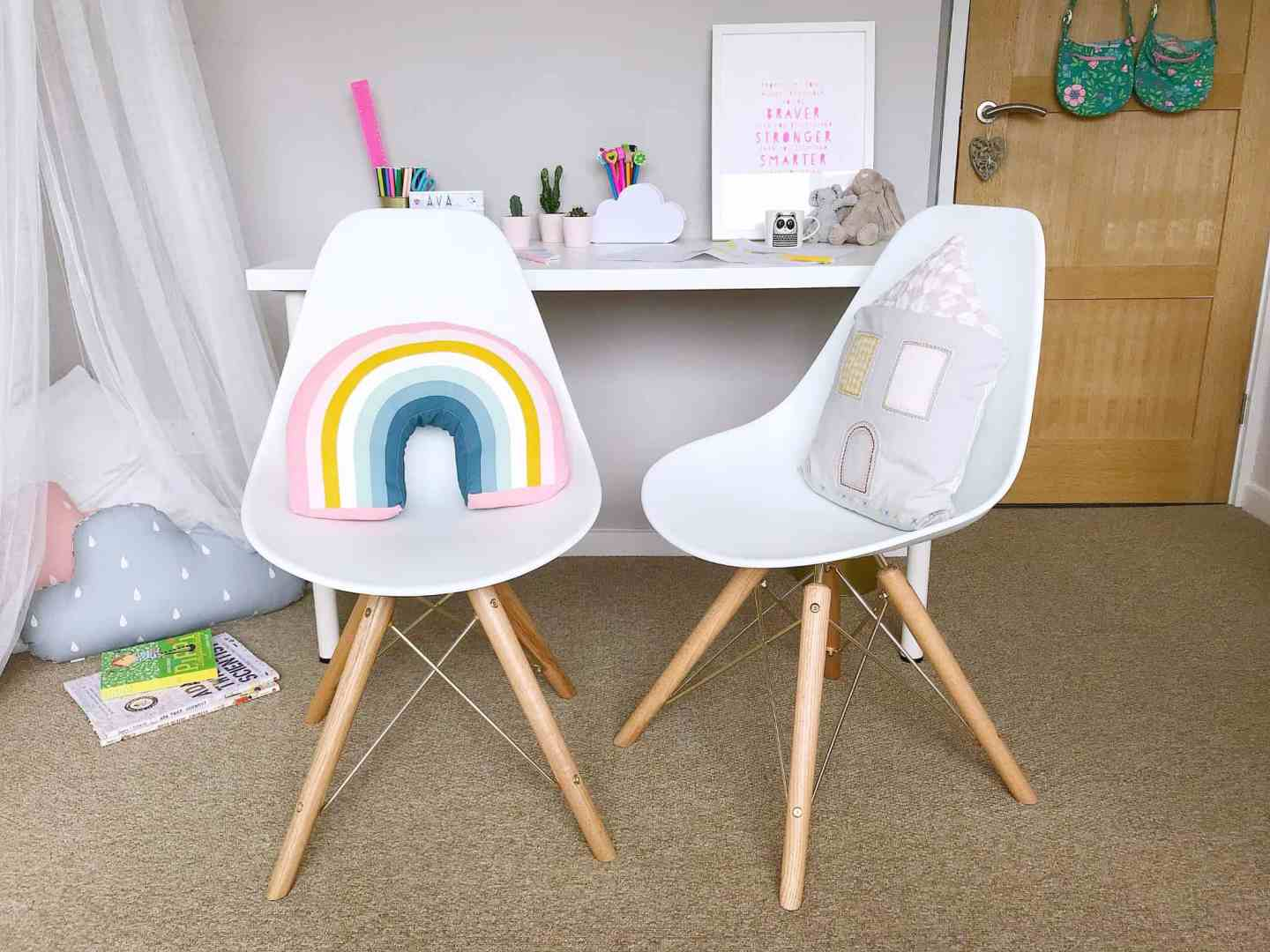 Perfect Chairs for Kids to Grow Up With