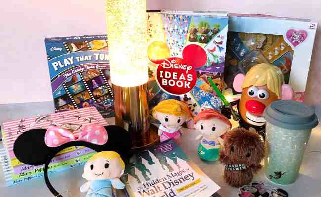 Great Gifts For Disney Lovers Of All Ages Pinkscharming