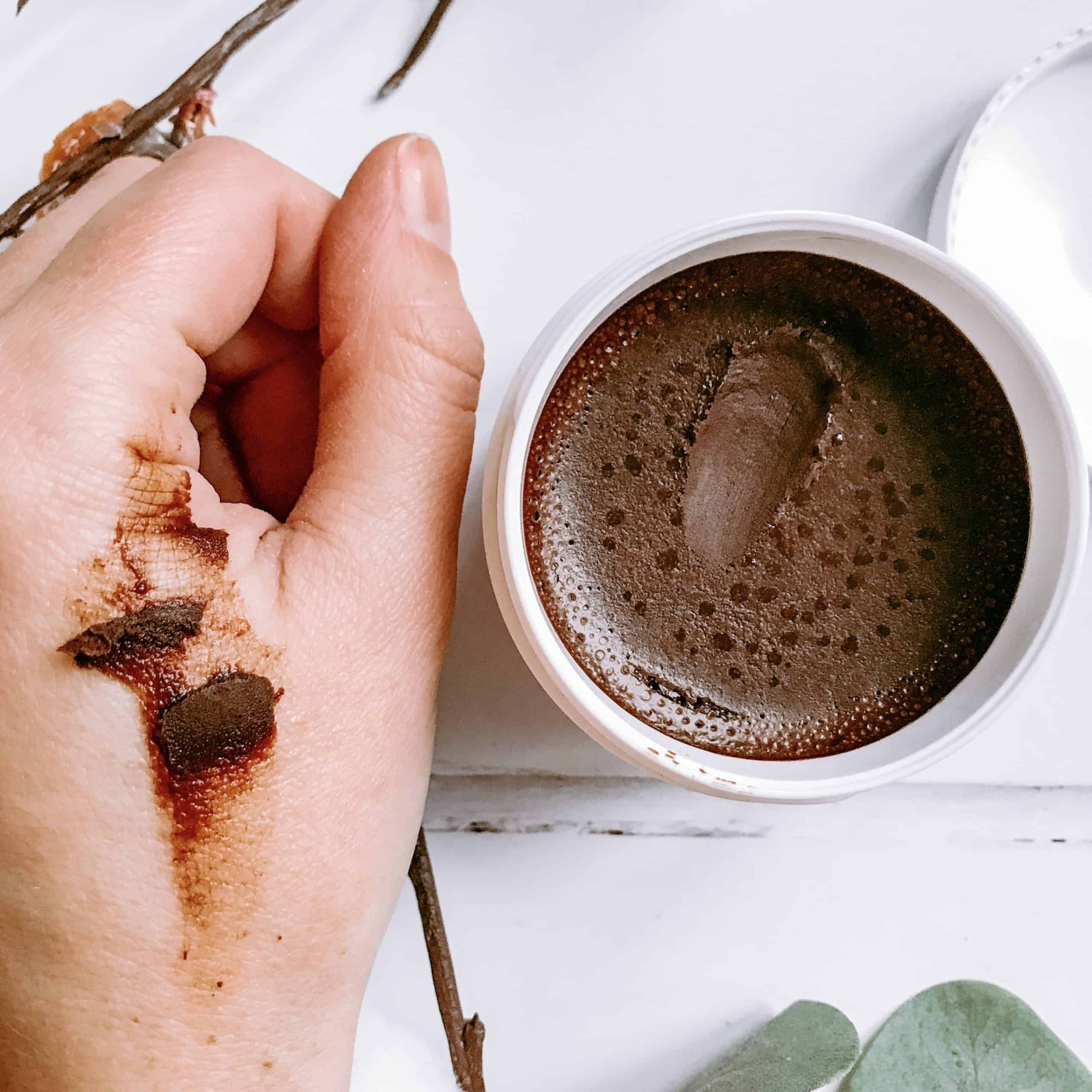 Nature's Kitchen Dark Chocolate Fudge Cleansing Butter Face Mask Review