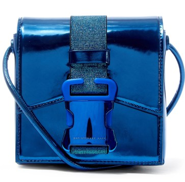 Christopher Kane mini safety buckle bag