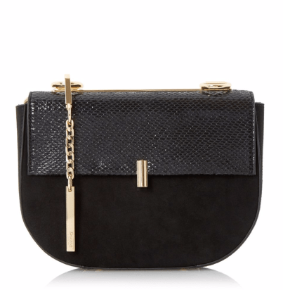 Dune Evita mini saddle bag