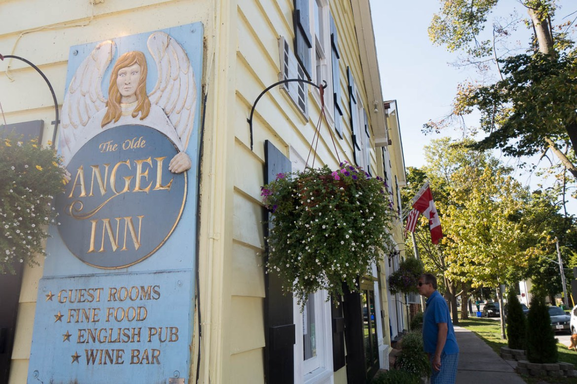 The Olde Angel Inn, Niagara-on-the-Lake