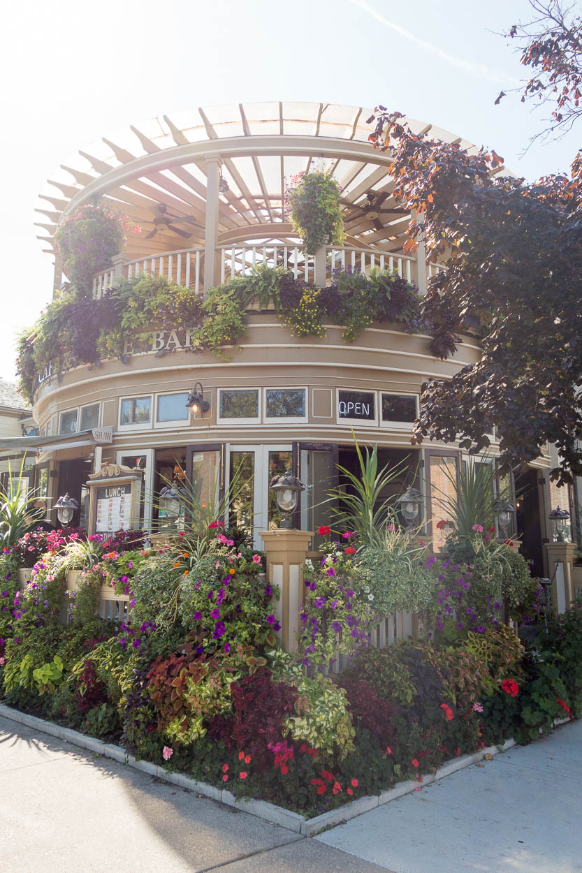 Pretty restaurant, Niagara-on-the-Lake