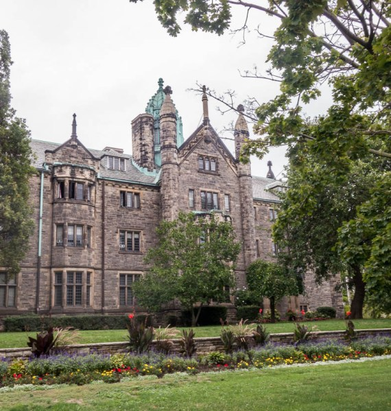 19th century architecture of the University of Toronto