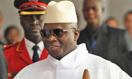 Gambian President Jammeh steps down, conceding defeat after election loss