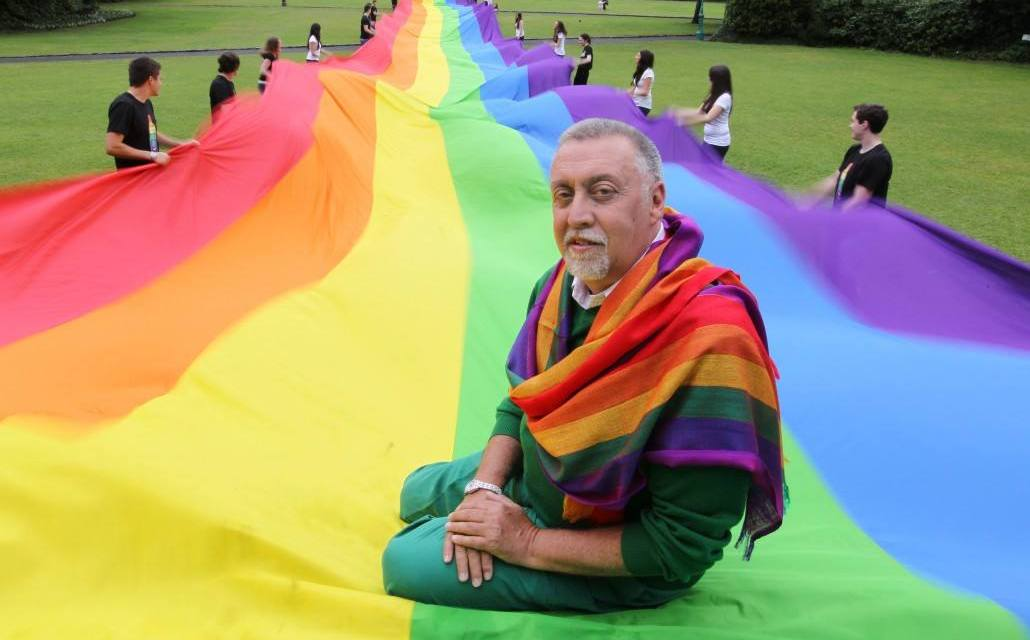 The Man Who Created The Rainbow Flag