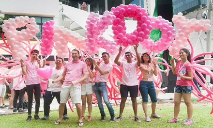 No foreigners allowed at all in this year's Pink Dot rally, remind Singapore's authorities.