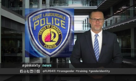 Transgender Sensitivity Training For Police | Pinksixty News