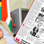 South African former Ambassador is guilty of hate speech