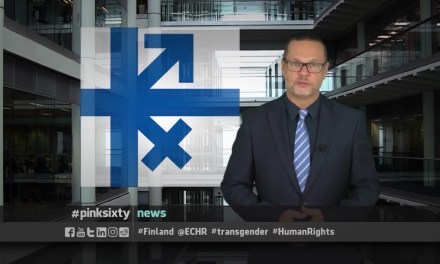 FINLAND DISCUSSES TRANS HUMAN RIGHTS VIOLATIONS