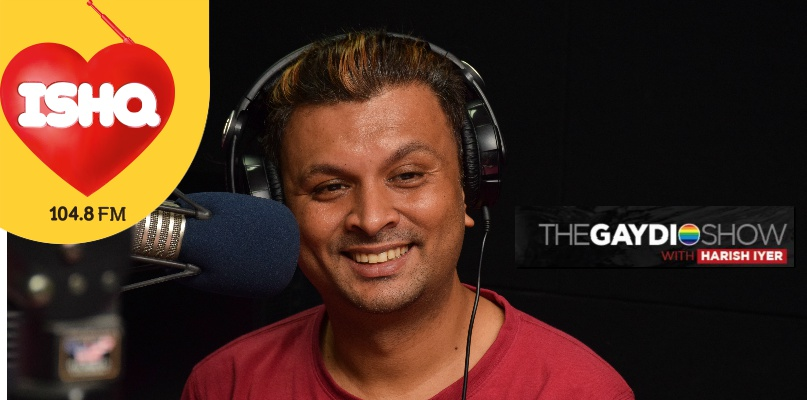 Love is in the air on India's first LGBT radio show