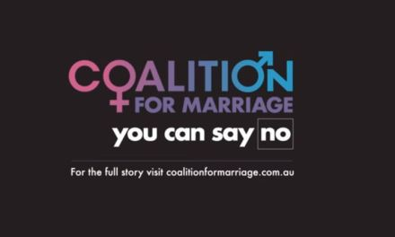 Australian Anti-Equality Ads Become Ridiculous