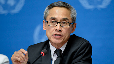 LGBTi Expert to United Nations to Step Down