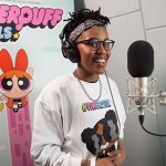 LGBT star Toya Delazy becomes the fourth Powerpuff Girl