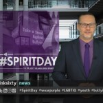 Today is #SpiritDay