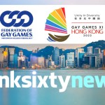 HONG KONG TO HOST 2022 GAY GAMES