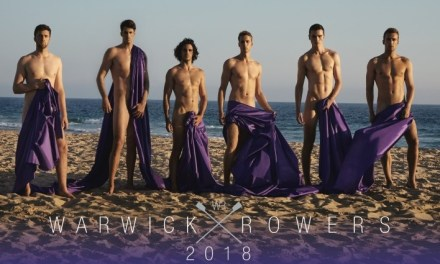 Warwick Rowers Strip Off For Latest Calendar